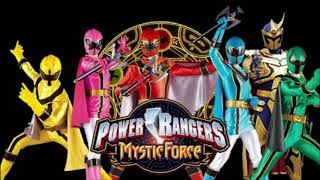 Power Rangers Mystic Force Extened