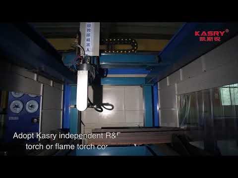Máy cắt dầm tự động ROBOT KASRY