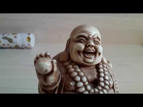 Фэн Шуй Хотэй Исполняет Желания Бог веселья и благополучия#талисман#feng_shui#фэн_шуй#хотэй#удача