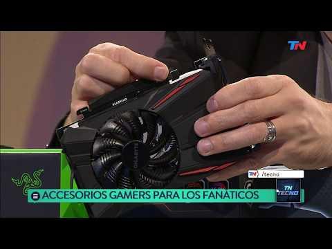 TN Tecno 364-2 Lenovo Ideapad Y700 y accesorios gamers
