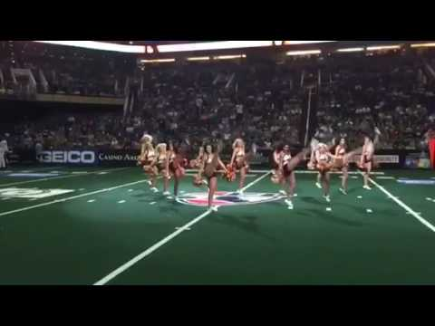 Arizona Rattlers Mini Dancing Player 2016
