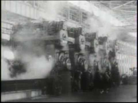 Aluminum Production During WWII US 1940s
