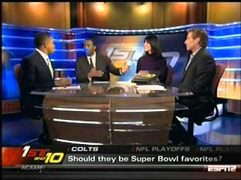 Oakland Raider Nnamdi Asomugha on ESPN 2009
