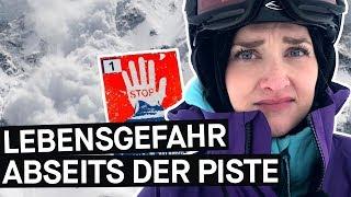 Abseits der Piste mit Ski & Snowboard: Kann man vor Lawinen sicher sein? || PULS Reportage