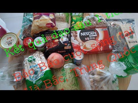 Kết quả sau 1 lần đi siêu thị dìa!!!. Người Việt tại Hà Bắc, Trung Quốc T14