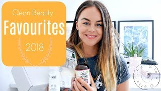 Favourites // Natural Organic Skin Care Makeup + Lifestyle