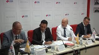 2 частина прес-конференції «Фінансова безпека: методологічне, правове та інституційне забезпечення»