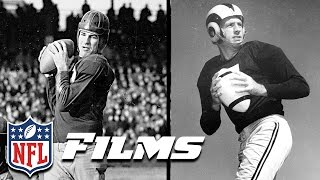 #6 Sammy Baugh & Bob Waterfield | NFL Films | Top 10 Rookie Seasons of All Time