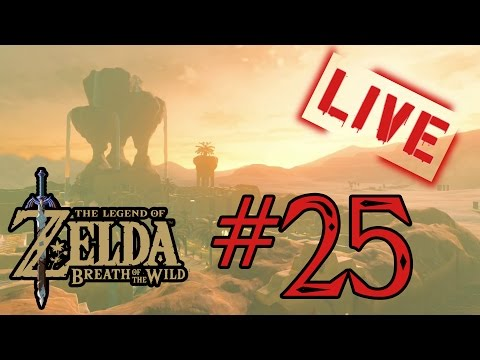 [LIVE!] DRESSING LIKE A WOMAN! [TLoZ - Breath of the Wild] [#25]