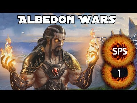 Albedon Wars (Tactical Turn Based Combat Game) - Demo -Let's Play, Gameplay