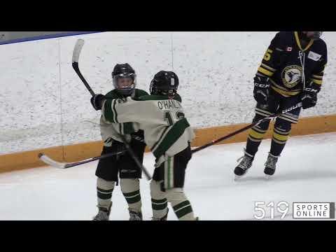 Hespeler Minor Hockey (Peewee A) - New Hamburg Huskies Vs Hespeler Shamrocks