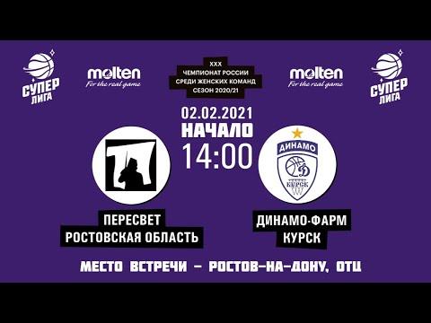 02.02.2021 14:00 Пересвет - Динамо-Фарм