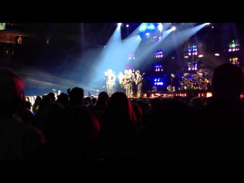 "Bruno Mars ""Treasure"" in Pittsburgh"
