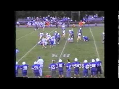 Racine Southern vs Southeastern - SVC FOOTBALL 1996 FULL GAM