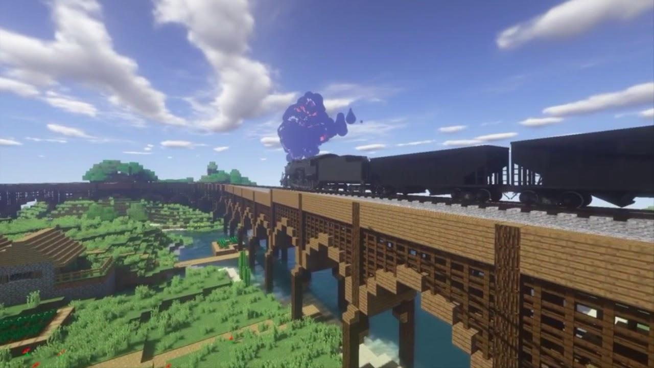 Immersive Railroading Mod: Strasburg Railroad 90
