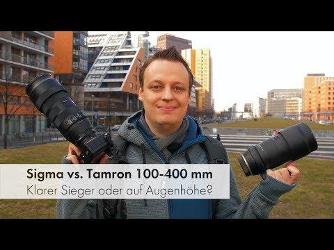 Sigma vs. Tamron 100-400 mm | Das Duell der neuen Telezoom-Objektiv-Generation [Deutsch]