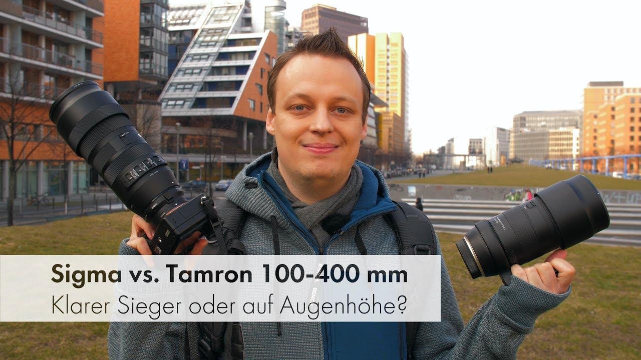 Download Sigma vs. Tamron 100-400 mm | Das Duell der neuen Telezoom-Objektiv-Generation [Deutsch]