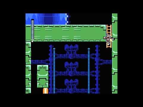 Mega Man Unlimited ZPrototype  YoYo Man