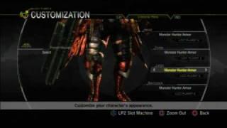 Lost Planet 2 Monster Hunter armor