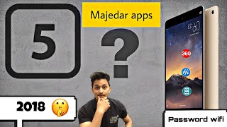 Top 5 latest usefull apps for free // zrur try kare //#tggyan