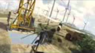 Driving Wreckless Grand Theft Auto 5 Fire Robotic Mess