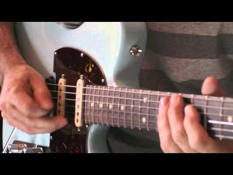 Ross Bolton - Single Line Funk Technique - exc.1 Skank: workshop funk guitar - Gitarist.nl - Vol.5