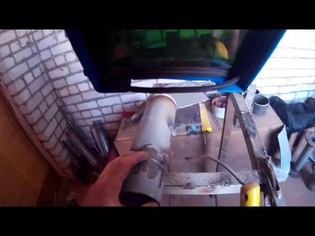 Как начинающим сварщикам варить трубы под потолком