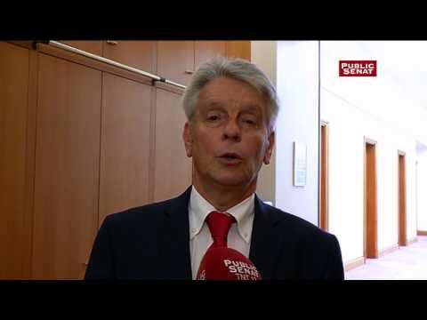 Anti-terrorisme: Alain Richard (PS) défend le texte