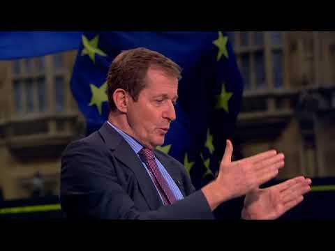 Brexit Irish Border Debate: Owen Paterson vs Alistair Campbell