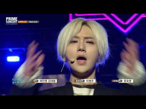 180228 SUPER JUNIOR - Sorry Sorry + Black Suit 슈퍼주니어