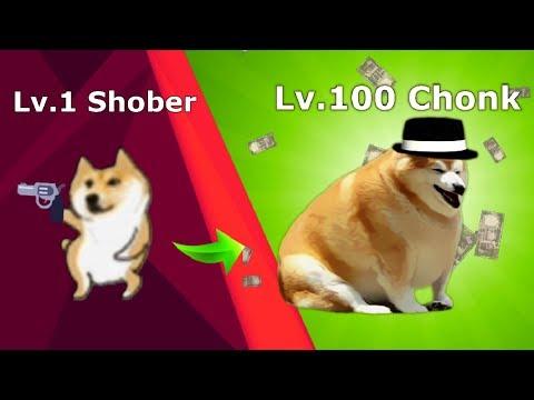Thats how Doggo City works
