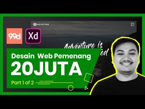 cara-membuat-desain-web-pemenang-20-juta-rupiah-di-99designs---tutorial-adobe-xd-indonesia