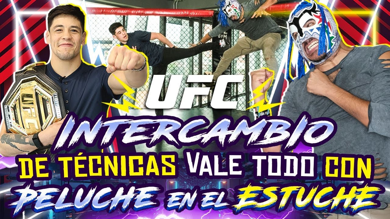 Brandon Moreno & Escorpión #AlVolante. El primer campeón mexicano en la historia de la UFC
