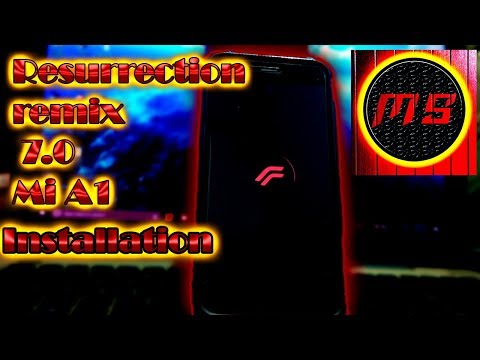 Install Resurrection Remix Rom - Myhiton