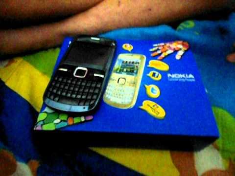 J1020512 โทรศัพท์มือถือ NOKIA C3