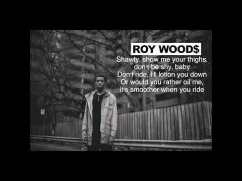 Roy Woods-Why Lyrics Video