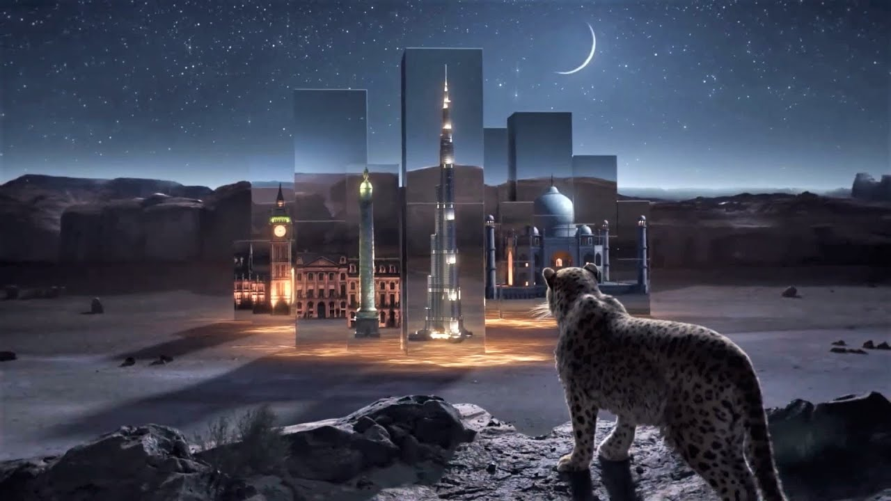 Cartier Panthère celebrates New Dawn at Al Ula | Ramadan 2020
