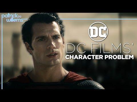 DC Films' Character Problem (video essay)
