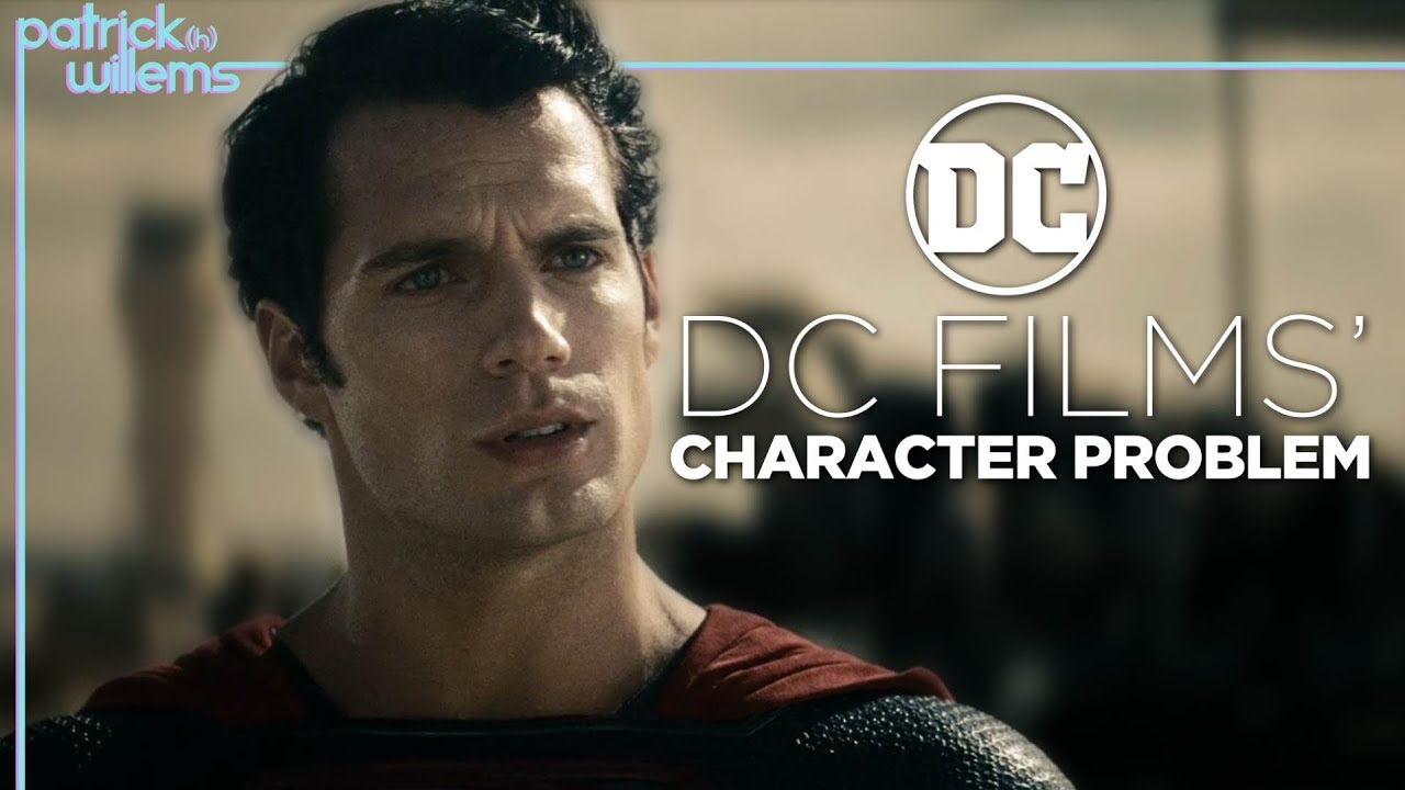 dc films character problem video essay dc films character problem video essay