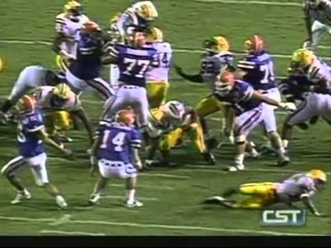 LSU Tigers vs Florida Gators 1997