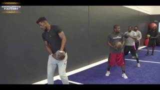 Jimmy Butler Full Workout