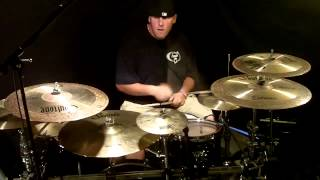 Bruno Mars Locked out of Heaven DRUM COVER