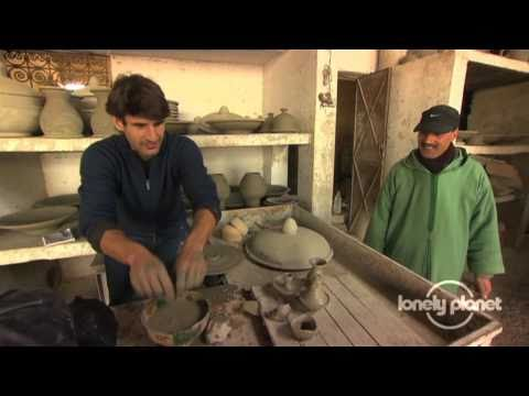 The potters of Fes, Morocco - Lonely Planet travel video