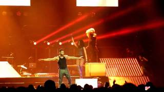 Usher live - hot tottie omg tour 2011 at o2 arena in london