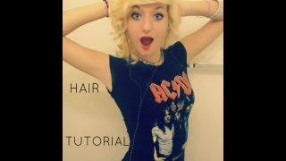Short Curley Hair Tutorial :P Thumbnail