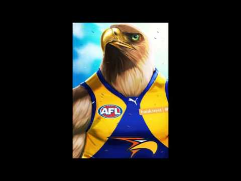 west coast eagles old theme song
