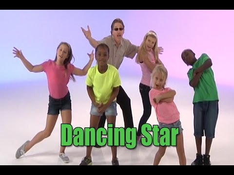 Dancing Star Dance Song For Kids Brain Breaks Jack
