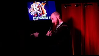 Bryan Powell Live The Blind Tiger Comedy Club