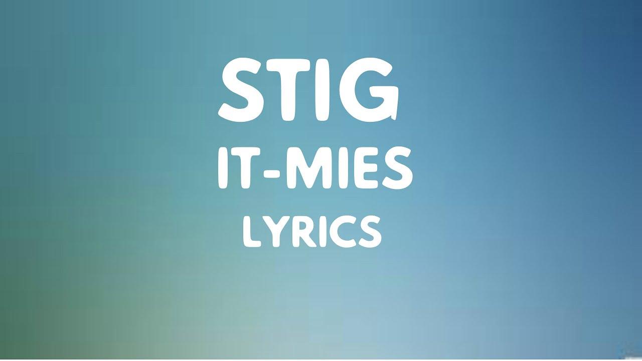 Makke On Mies Lyrics