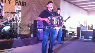 Jaime Y Los Chamacos at Ft. Bend County Fairgrounds Video 2 in Rosenberg TX 2012